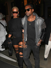 Kanye West, Girlfriend