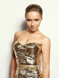 Hayden: InStyle UK Photo