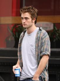 Robert Pattinson Photograph