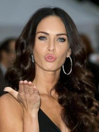 Megan Fox Blows ...