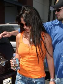 Britney Spears: Brunette