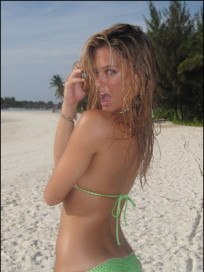 A Bar Refaeli Bikini Photo