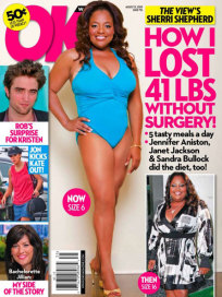 Sherri Shepherd in a Bathing Suit