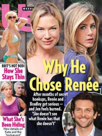 Jennifer Aniston, Renee Zellweger