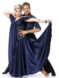 Kelly Osbourne and Louis van Amstel