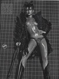 Rihanna Topless Picture