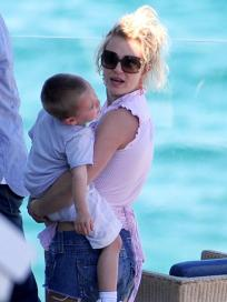 Britney and Jayden Pic