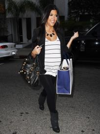 Kourtney Shopping