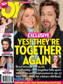 Jen and Brad Back On!