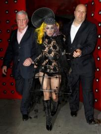 Gaga and Handlers