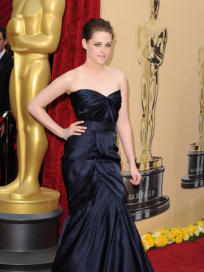 Kristen at the Oscars
