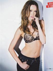 Summer Glau in FHM