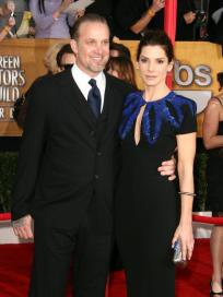 Sandra Bullock and Jesse James Picture