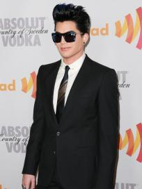 At the GLAAD Media Awards