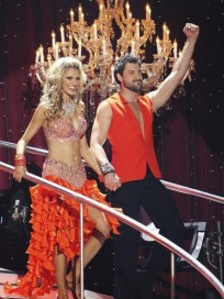 Maksim Chmerkovskiy, Erin Andrews Photo