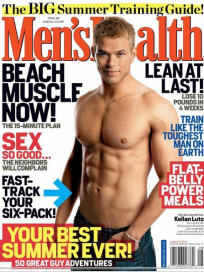 Men's Health Cover Pic
