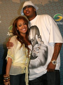 Carmelo and Lala Picture