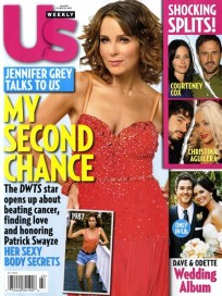 Jennifer Grey Cover