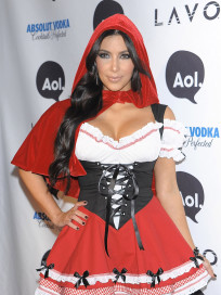 As Little Red Riding Hood