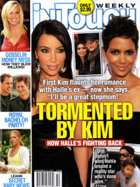 Tormented by Kim!