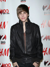 Bieber at the Ball