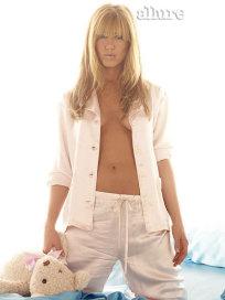 Jennifer Aniston Sort of Topless