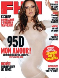 Olivia Wilde for FHM France
