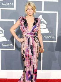 Julianne Hough at the Grammys