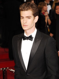 Andrew Garfield at the Oscars