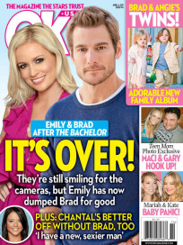 Brad Womack, Emily Maynard Cover