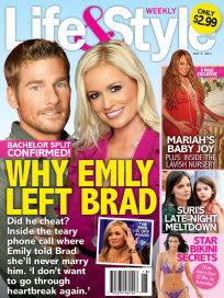 Emily Maynard and Brad Womack Split?