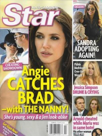 Brad Cheating on Angelina!