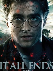 Intense Harry Potter Poster