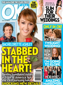 Bachelorette Stabbed in the Heart!