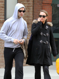 Natalie Portman and Benjamin Millepied Picture