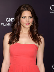 Ashley Greene Strikes a Pose