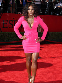 Serena Williams at the ESPYs