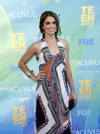 Nikki Reed at the TCAs