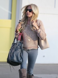 Ashley Tisdale Fashion Photo