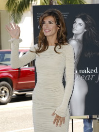 Elisabetta Canalis Red Carpet Pic