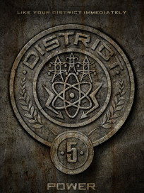 District Five Badge