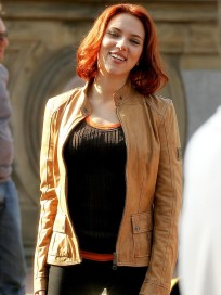 Scarlett Johansson Red Head