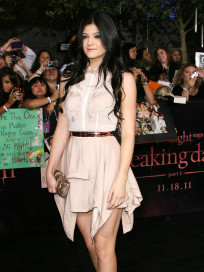Kylie Jenner at Breaking Dawn Premiere