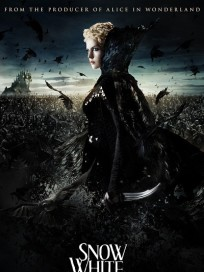 Charlize Theron as the Queen