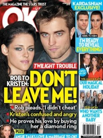 Problems for Robsten?!?