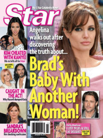 Brad Pitt Pregnancy Shocker!