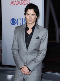 Ian Somerhalder at the People's Choice Awards