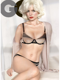 Michelle Williams GQ Pic