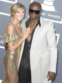 Seal and Heidi Klum Photo