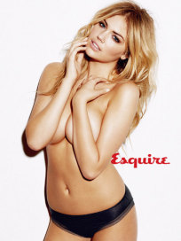 Kate Upton Topless